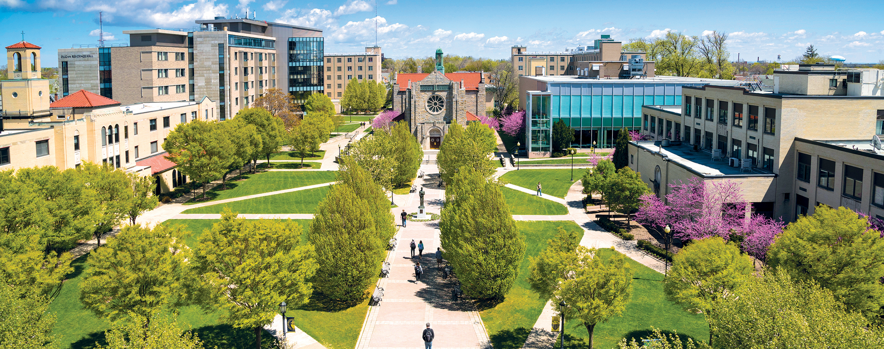 East Amherst Residents Establish Scholarships at Canisius